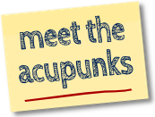 meet the acupunks